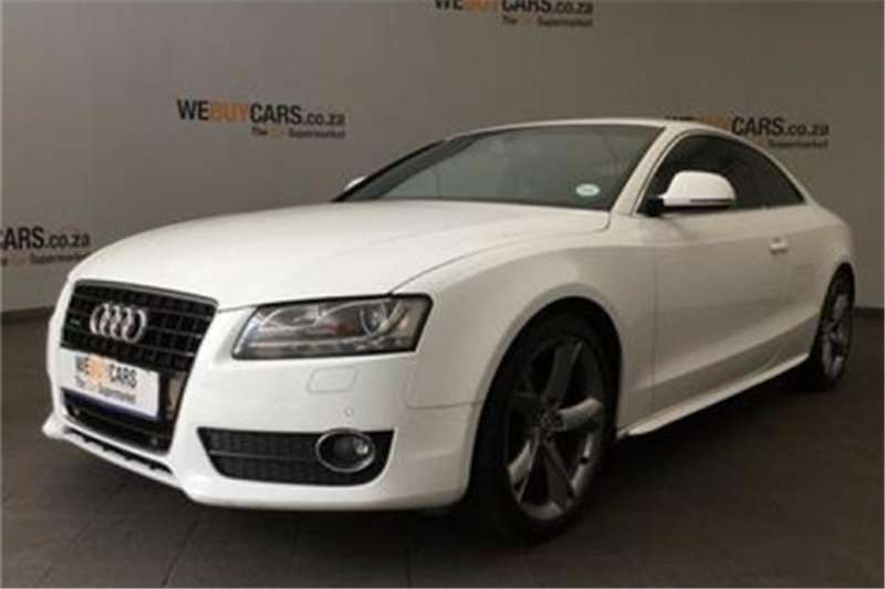 e4d6a33d50 2009 Audi A5 A5 coupé 3.0TDI quattro tiptronic Cars for sale in Gauteng