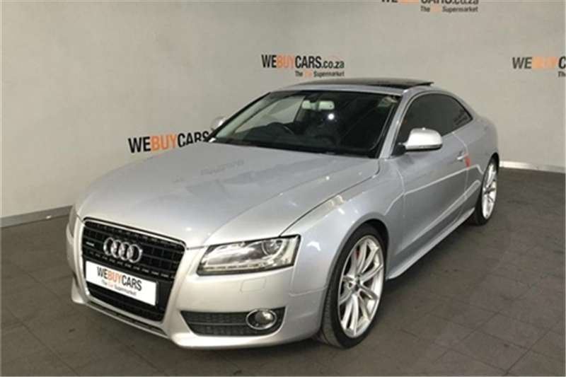 ce533751a9 2008 Audi A5 A5 coupé 3.2 quattro tiptronic Cars for sale in Western Cape