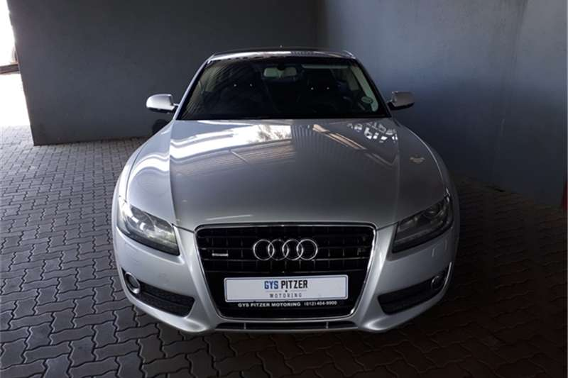 fd6774fc90 2010 Audi A5 A5 coupé 3.2 quattro tiptronic Cars for sale in Gauteng ...