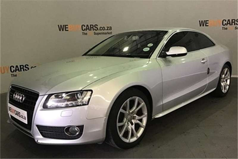 fd241fb265 2010 Audi A5 A5 coupé 3.2 quattro tiptronic Cars for sale in KwaZulu-Natal