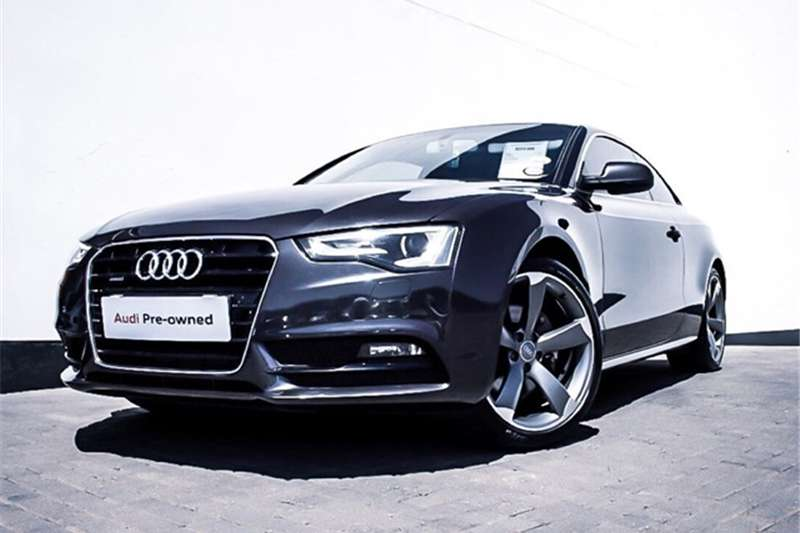 Audi A5 2 0 T >> 2014 Audi A5 A5 Coupe 2 0t Quattro Cars For Sale In Gauteng R 289
