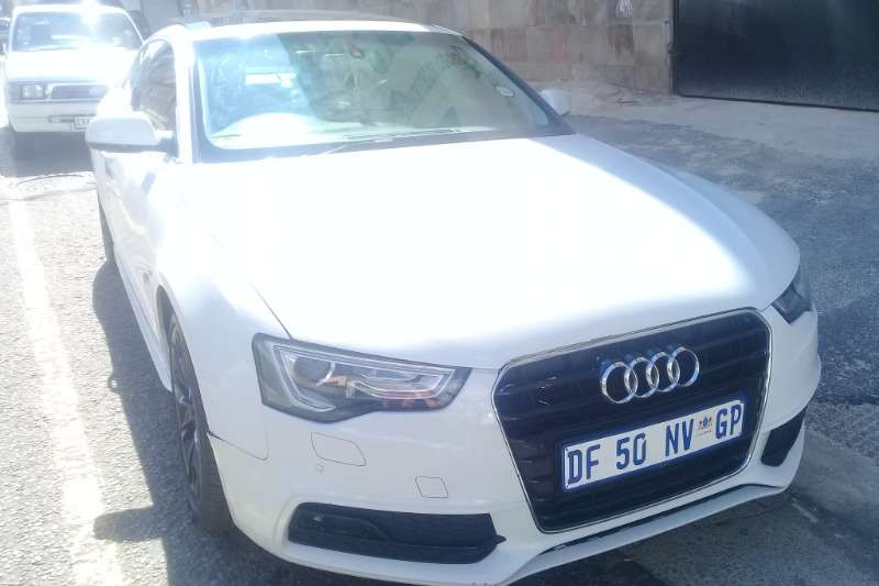Audi A5 coupe 2.0TDI 2014