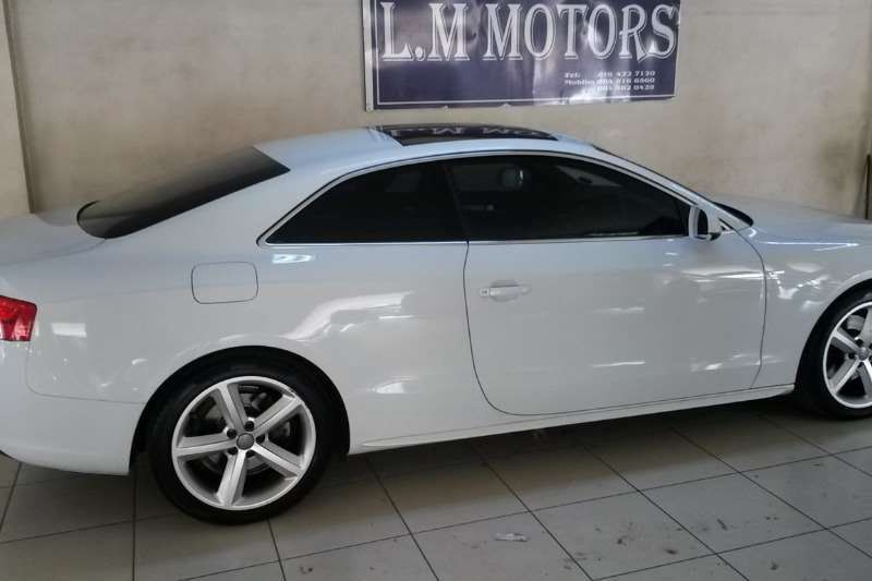 2012 Audi A5 A5 Coupe 20tfsi Quattro Sport S Line Sports Cars For