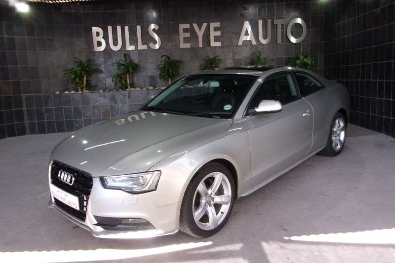 2013 Audi A5 coupe A5 2.0T FSI STRONIC