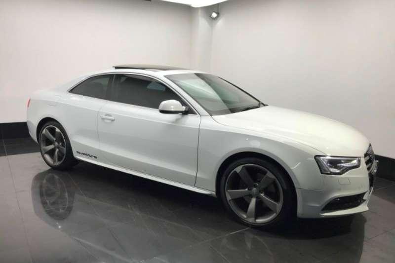 2015 Audi A5 coupe 2.0TFSI quattro