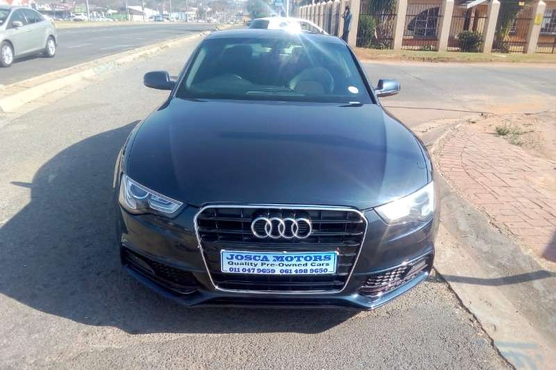 2012 Audi A5 cabriolet 2.0TFSI quattro sport S line sports