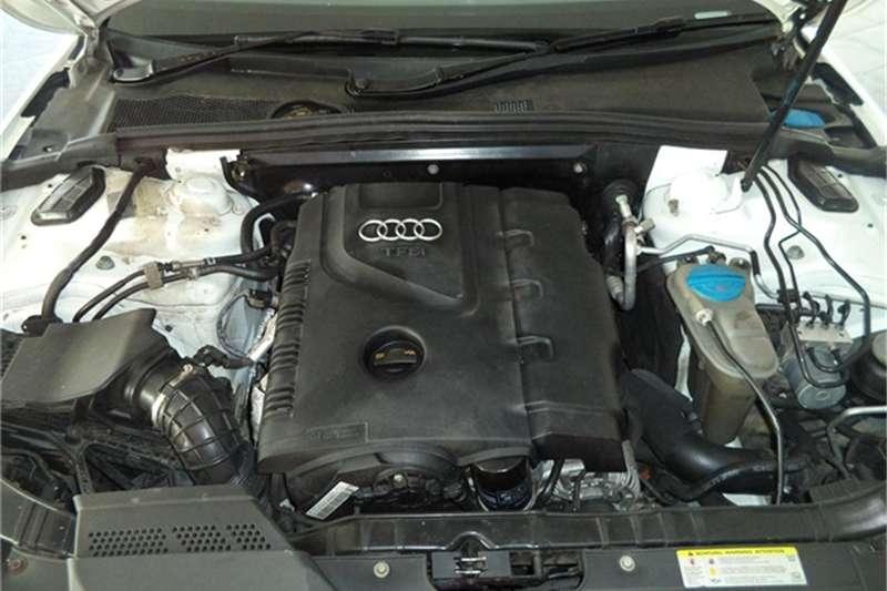 Audi A5 Sportback 2.0T FSI MULTI 2011