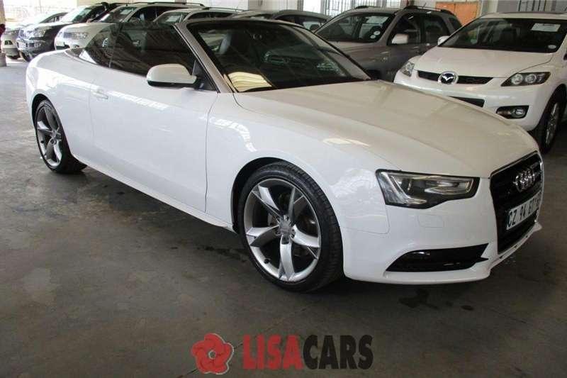 2012 Audi A5 Sportback 20t Fsi Multitronic Cars For Sale In Gauteng
