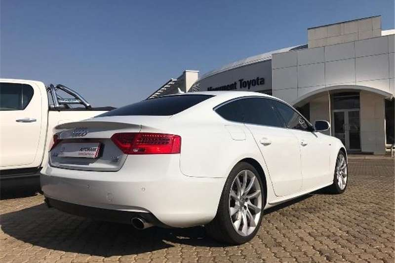 2014 audi a5 sportback 2 0t quattro fastback petrol awd automatic cars for sale in. Black Bedroom Furniture Sets. Home Design Ideas