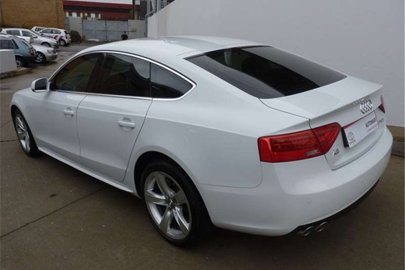 2013 audi a5 sportback 2 0tdi fastback diesel fwd automatic cars for sale in gauteng r. Black Bedroom Furniture Sets. Home Design Ideas