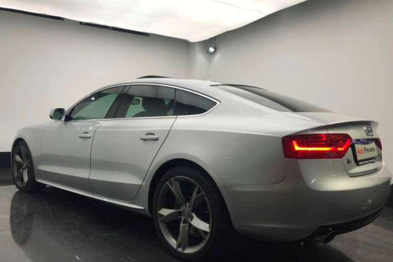 2013 audi a5 sportback 2 0tfsi quattro fastback petrol awd automatic cars for sale in. Black Bedroom Furniture Sets. Home Design Ideas
