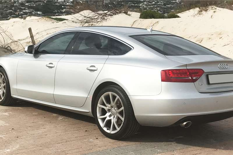 2010 Audi A5 A5 Sportback 30tdi Quattro Cars For Sale In Western