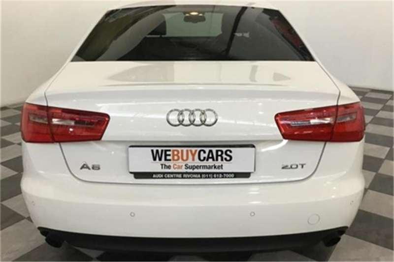 Audi A6 2.0T multitronic 2011
