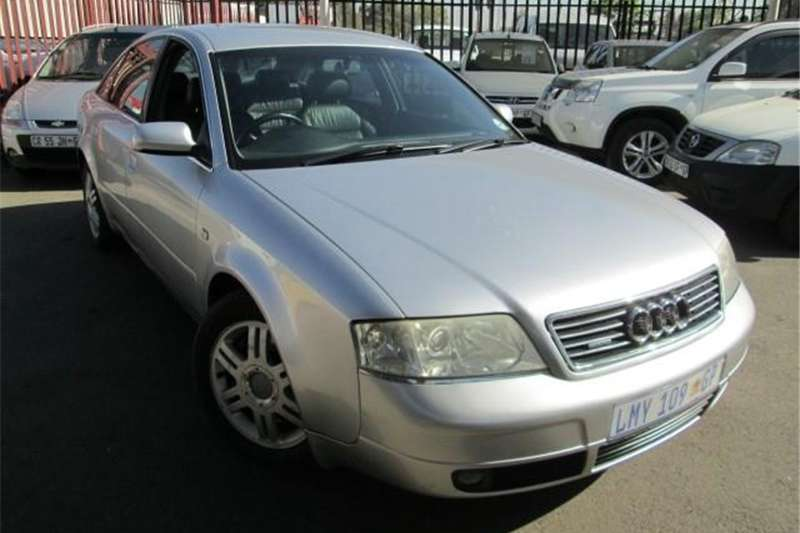 Audi A T Quattro Tip Cars For Sale In Gauteng R On - 2000 audi a6