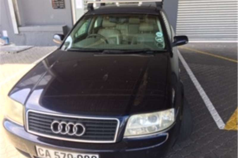 Audi A6 3.0 Multitronic 2003