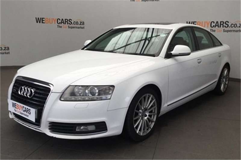 2010 audi a6 a6 3.0t quattro tiptronic cars for sale in gauteng | r
