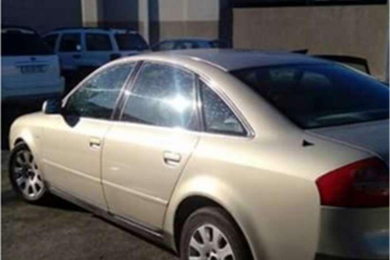 Audi A6 Sedan 2001