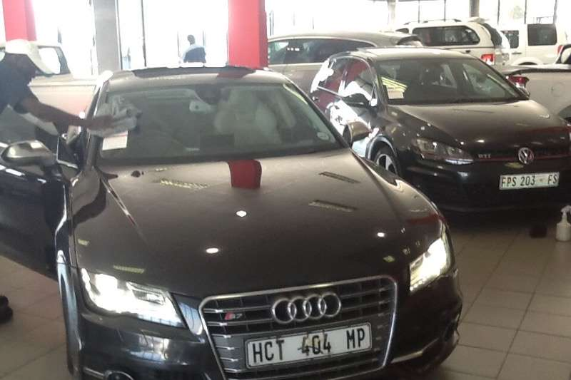 2013 Audi A7 S7 Sportback 40t Fsi Cars For Sale In Gauteng On Auto Mart