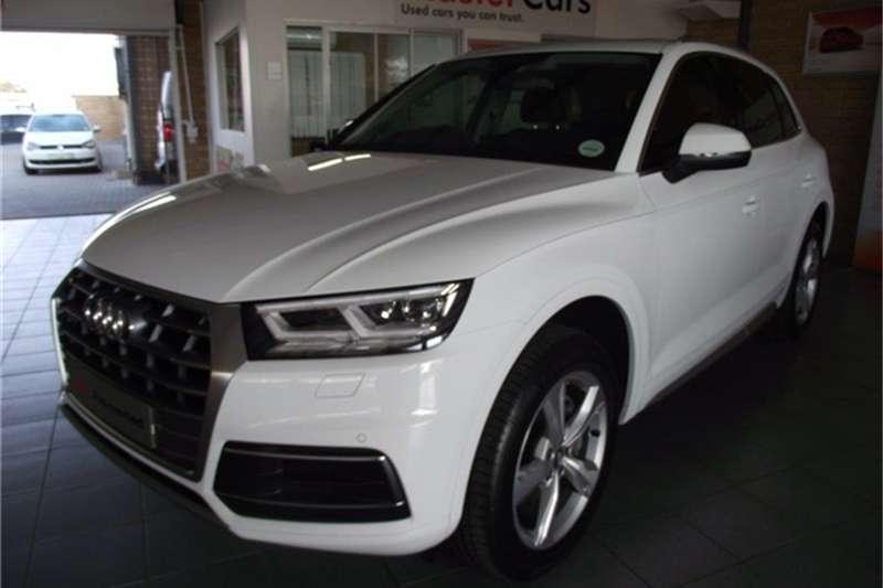 Audi Q TDI Quattro Sport Crossover SUV Diesel AWD - Audi q5 diesel