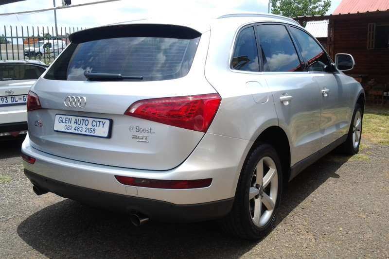 Audi Q5 2.0TFSI quattro 2009