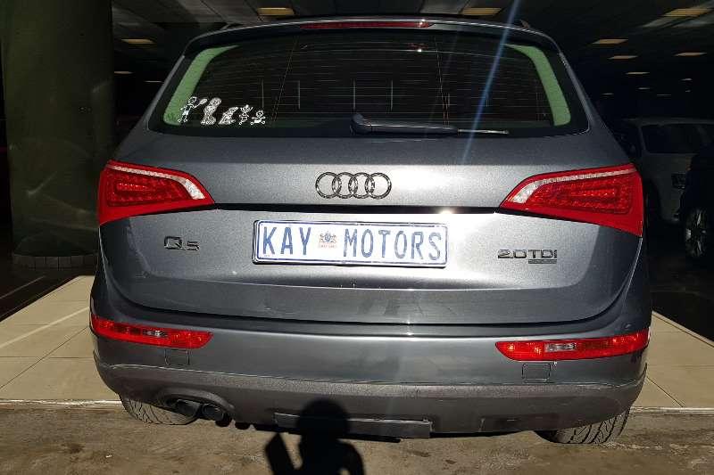 2012 Audi Q5 2.0TDI quattro auto