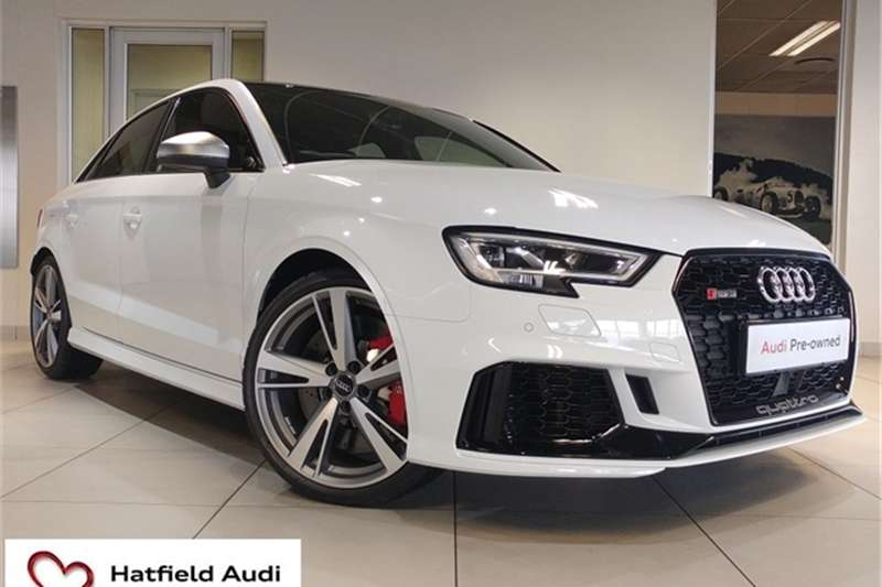 2017 Audi Rs3 Rs3 Sedan Quattro Cars For Sale In Gauteng R 939 000