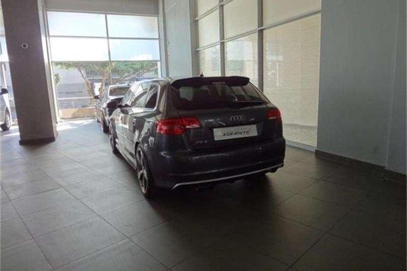 Audi RS3 Sportback 2.5T FSI RS3 Quattro 5dr S Tronic 2013