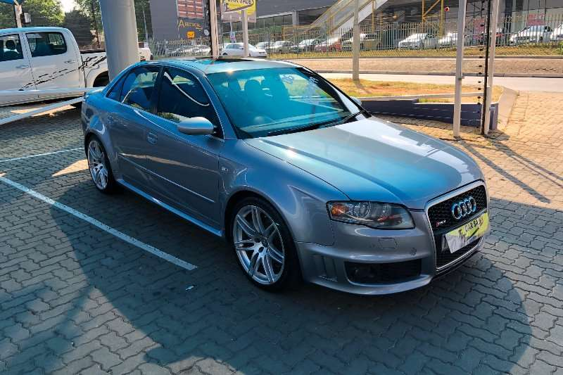 Audi Rs4 In South Africa Junk Mail