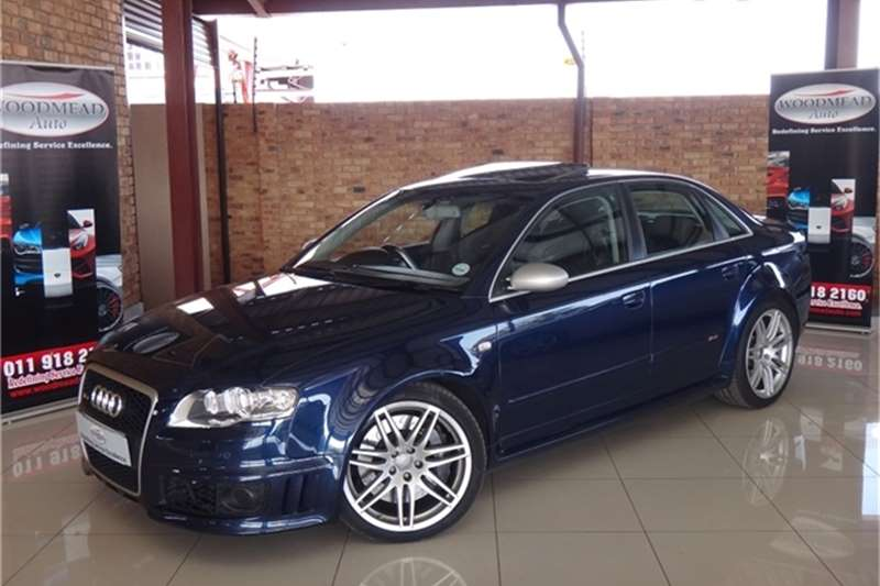 Audi RS Quattro Cars For Sale In Gauteng R On Auto Mart - Audi rs4 for sale