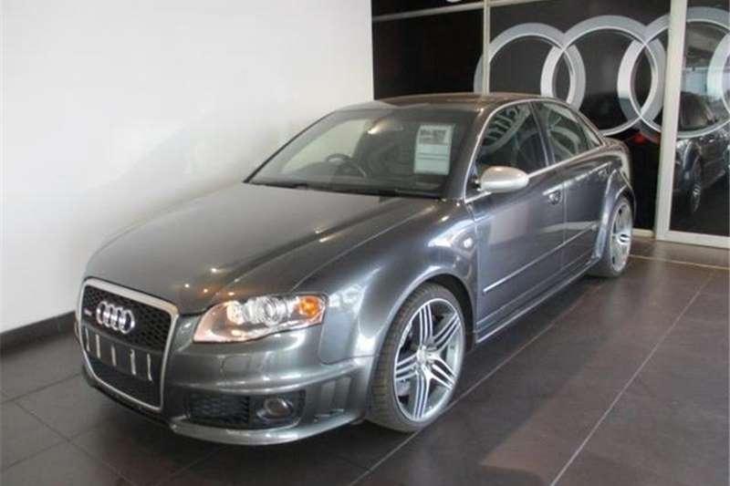 2006 Audi RS4