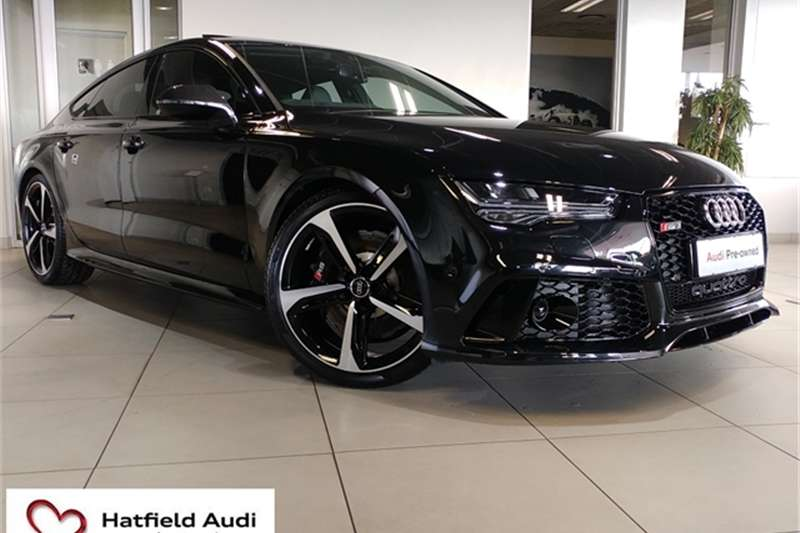 מודיעין 2017 Audi RS7 Sportback RS7 Sportback quattro Cars for sale in MT-71