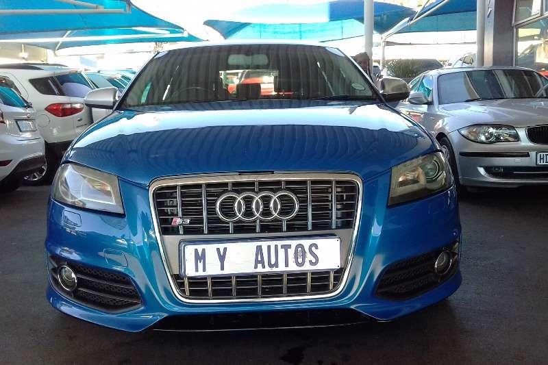 Audi S3 quattro 2013