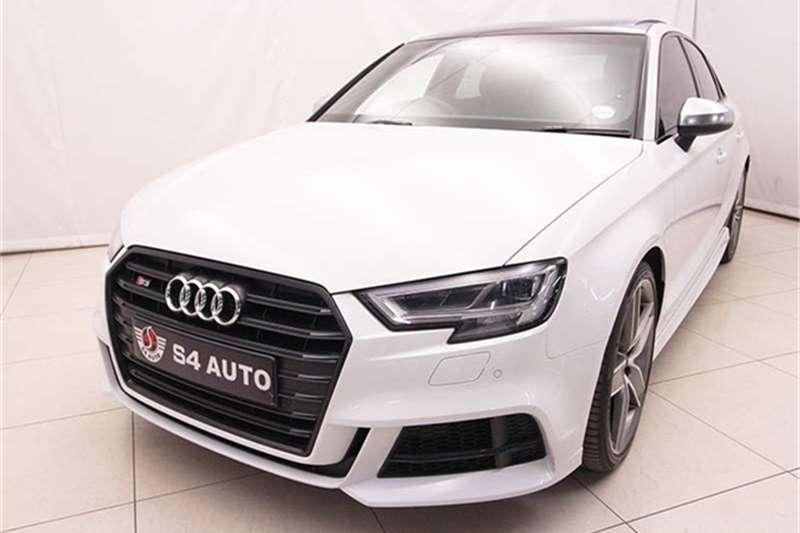 Audi S3 sedan quattro 2017