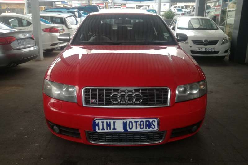 2006 Audi S4 quattro