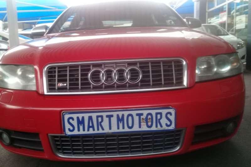 2006 Audi S4 sedan S4 3.0 TFSI QUATTRO TIPTRONIC