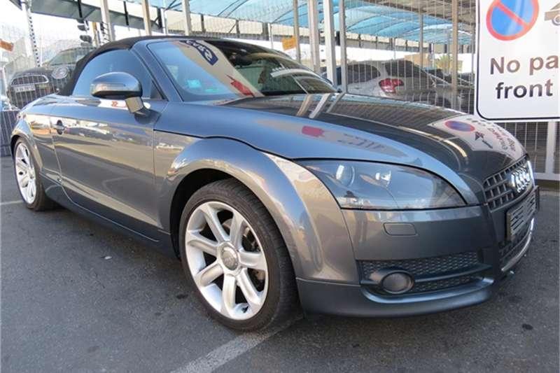 2007 Audi TT