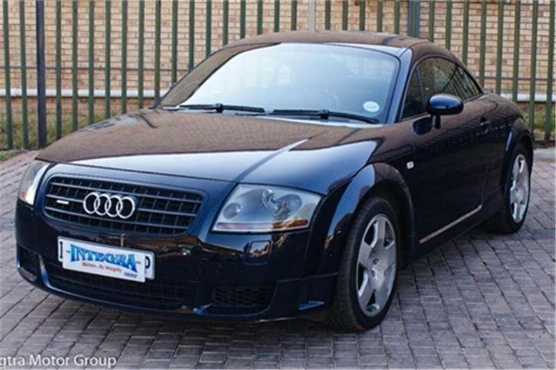 Audi TT 3.2 roadster quattro DSG 2004
