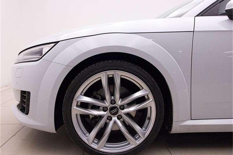Audi TT coupe 2.0T 2015