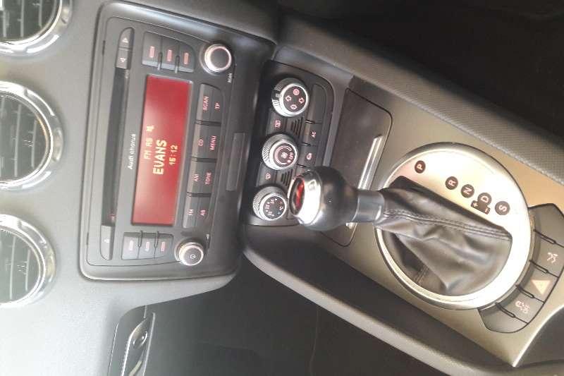 Audi TT roadster 2.0T auto 2011