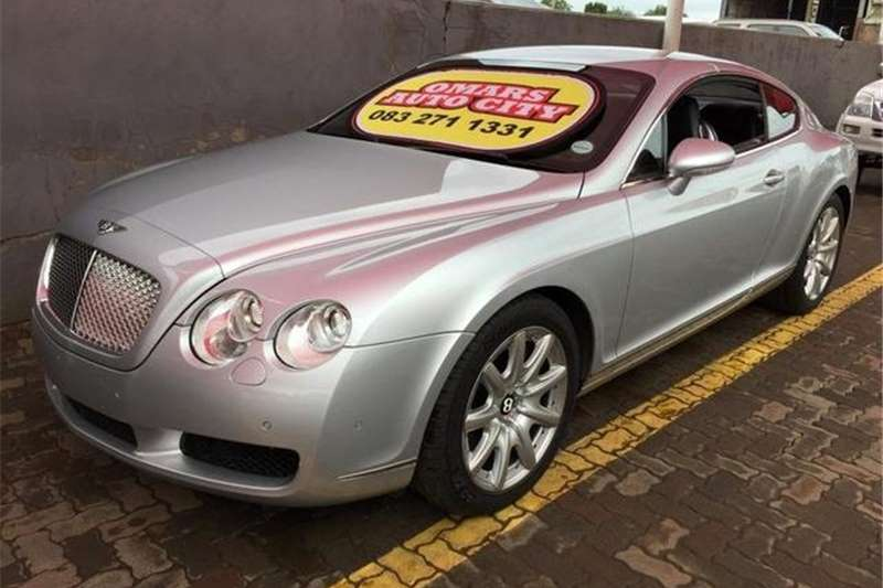 Bentley Continental GT 2007