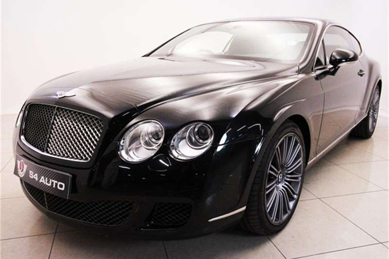 2008 Bentley Continental Gt Speed Petrol Awd Automatic Cars