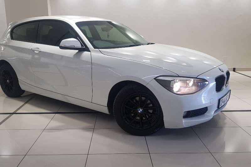 BMW 1 Series 116i 3 door auto 2012 & 2012 BMW 1 Series 116i 3 door auto Hatchback ( Petrol / RWD ...
