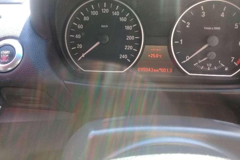 BMW 1 Series 116i 3 door Urban 2009
