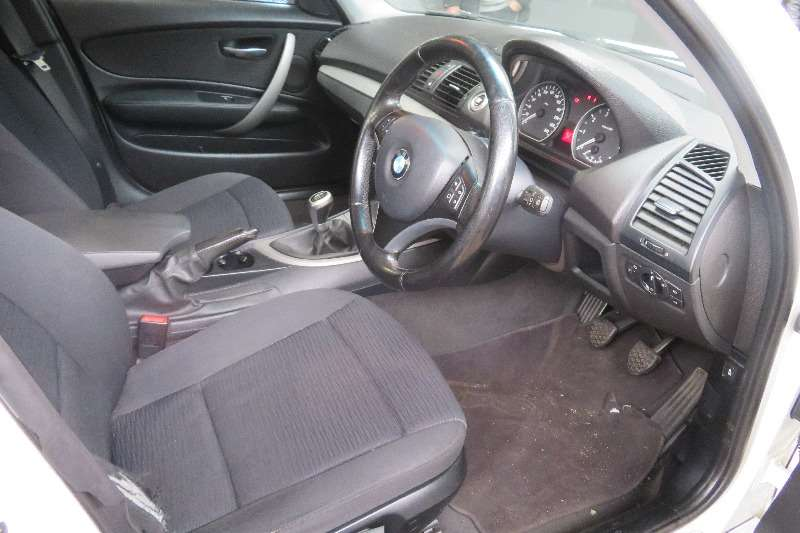 BMW 1 Series 116i 5 door 2008