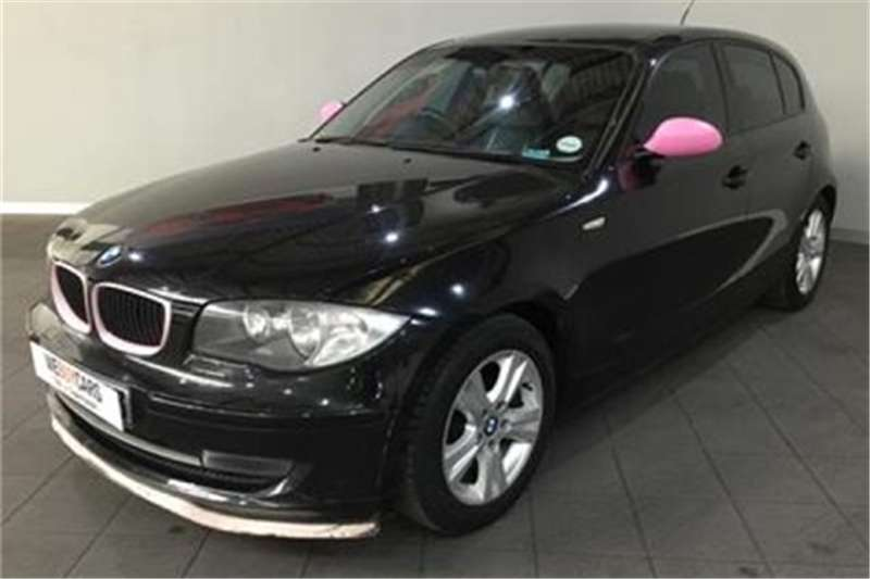 BMW 1 Series 116i 5-door 2008