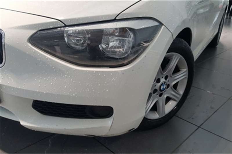 BMW 1 Series 116i 5-door auto 2013