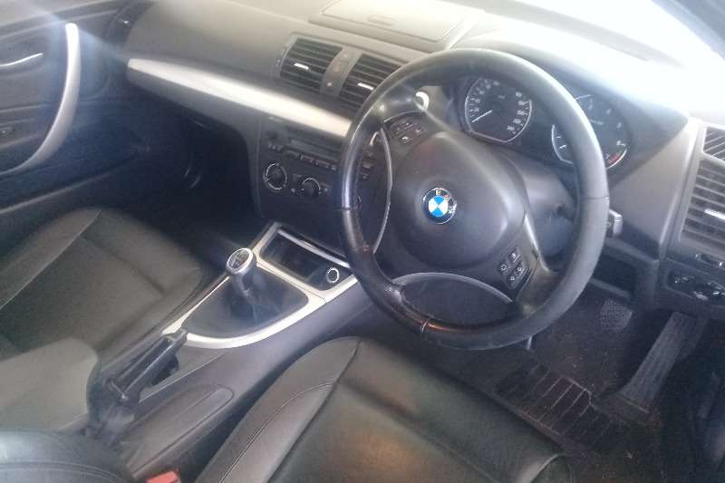 BMW 1 Series 116i 5 door Exclusive 2008