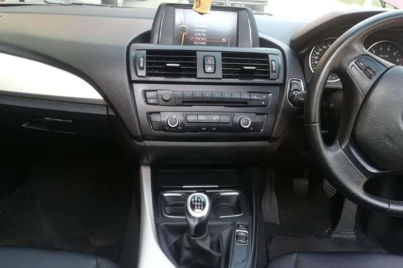 BMW 1 Series 116i 5 door Exclusive 2014