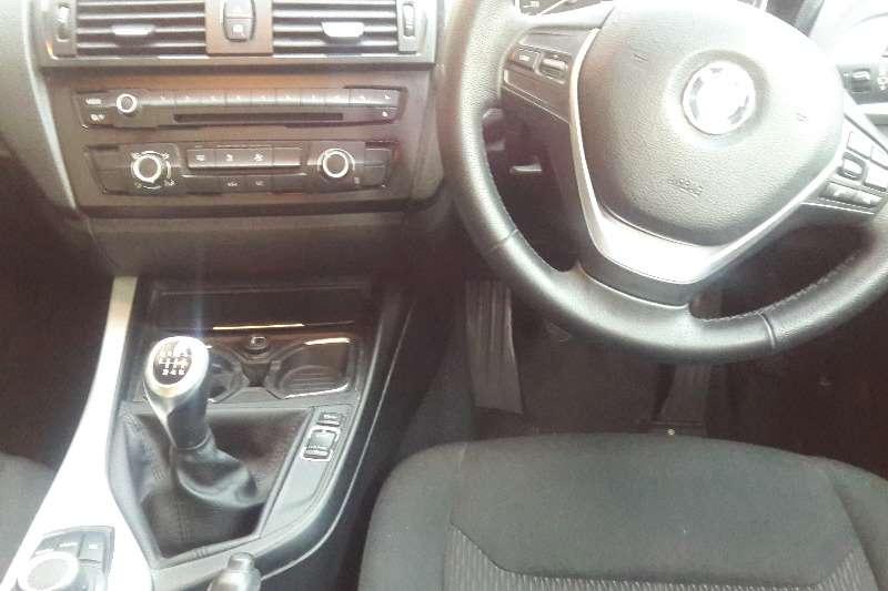 BMW 1 Series 116i 5 door M Sport 2013