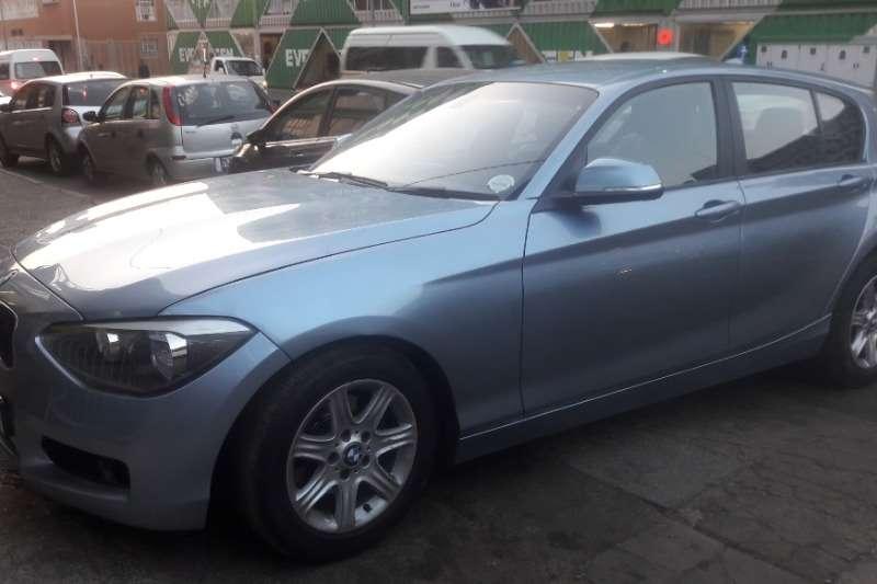 BMW 1 Series 116i 5 door Urban auto 2012